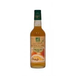 Sirop orange bio 50cl Meneau