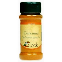 Curcuma en poudre bio 35 g