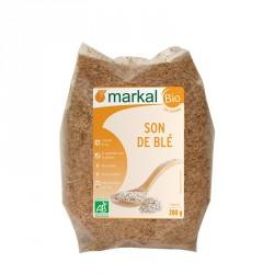 Son de blé bio 200 g Markal