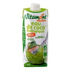 Eau de coco bio 50cl Vitamont