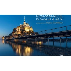 Livre Mont-Saint-Michel, la promesse d'une île