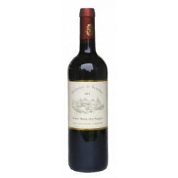 Vin rouge Notre dames des Songes bio 2016 75 cl