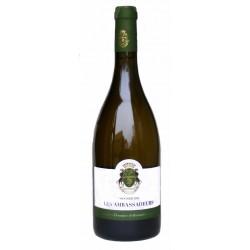 Vin blanc Les Ambassadeurs Viognier bio 2013 75 cl