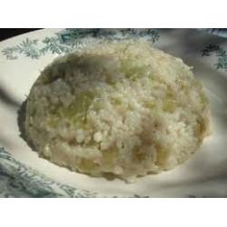 Recette de risotto de fenouil