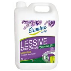 Lessive liquide lavande 5 l Etamine du Lys