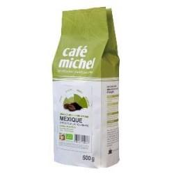 Café Mexique bio pur arabica format familial 500 g