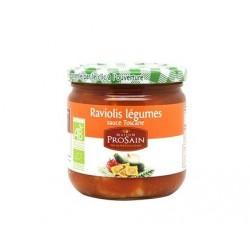 Raviolis légumes sauce toscane bio 365 g