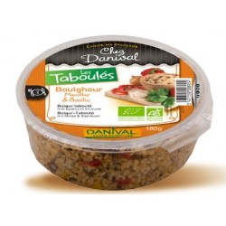 Taboulé de Boulghour bio 180 g