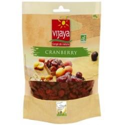 Cranberry séchée bio 125g Vijaya