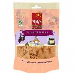 Amande effilée bio 125 g Vijaya