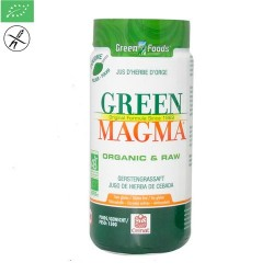 Jus d'herbe d'orge green magma 150g