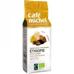 Café Ethiopie bio 250 g Moka Sidamo Café Michel