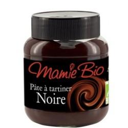 Pate àtartiner noire 350g Mamie bio