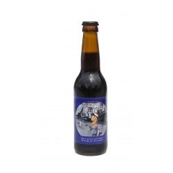 Biére Brune bio Quai des brunes 33 cl