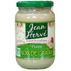 Purée de noix de cajou bio 350g Jean Hervé