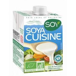 Soya cuisine bio 20cl