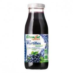 Jus myrtille 50 cl bio Vitamont