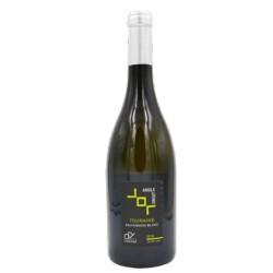 Touraine bio Angle droit 2016 blanc 75 cl- Domaine Delobel