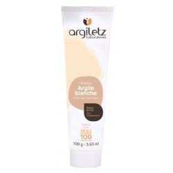 Masque argile blanche 100g Argiletz
