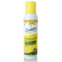 Spray desodorisant stimulant 125ml Etamine du lys