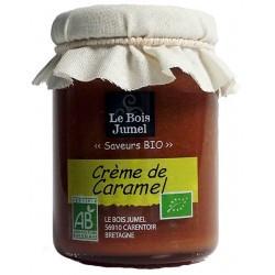 Crème de caramel au beurre salé bio 110g
