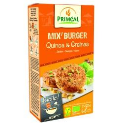 Mix burger quinoa graines 250g
