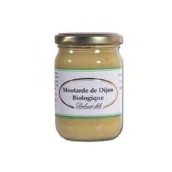 Moutarde de Dijon bio 350 g Delouis