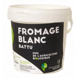 Fromage blanc bio 500 g Ferme de la Haute Folie