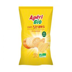 Chips striées bio 125 g Apéri Bio
