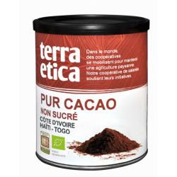 Cacao en poudre non sucré 200 g bio Terra Etica