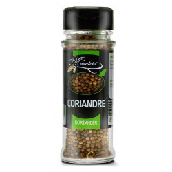 Coriandre graine bio 25 g Masalchi