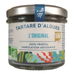 Tartare d'algues bio 90 g Marinoë