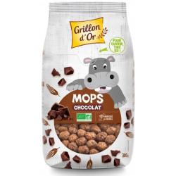 Mops chocolat bio bio 300g Grillon d'Or