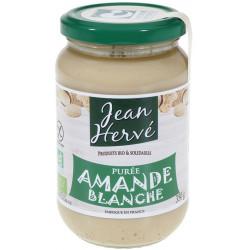 Purée d'amande blanche bio 350g Jean Hervé