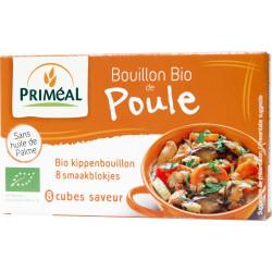 Bouillon de poule bio 80g Priméal