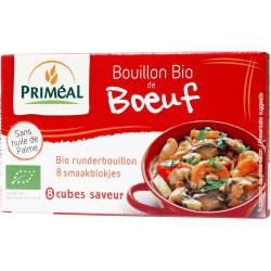 Bouillon de boeuf bio 80g Priméal