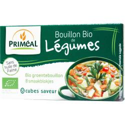 Bouillon de légumes bio 72g Priméal