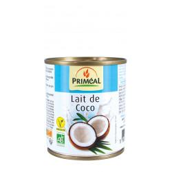 Lait de coco bio 225ml Priméal
