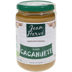 Purée cacahuète bio 700 g Jean Hervé