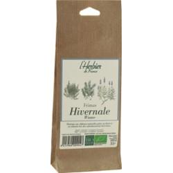 Infusion hivernale bio vrac 35g L'Herbier de France