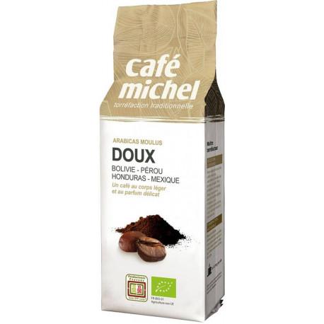 Café moulu bio mélange doux 250 g Café Michel