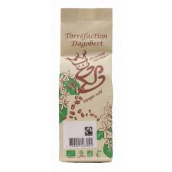 Café bio en grains Sumatra Mandheling 250gr Dagobert