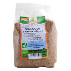 Boulgour d'épeautre bio 500 g Moulin des moines