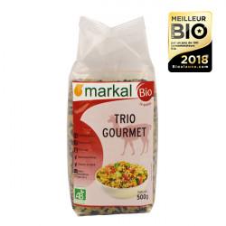 Trio gourmet bio 500 g Markal