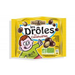 Droles de cacahuètes 60g