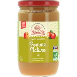 Purée pommes bio 680 g Mamie Bio