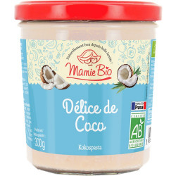 Délice de coco bio 300g Mamie bio
