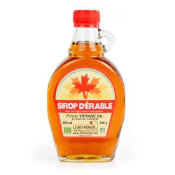 Sirop d'érable bio 250 ml