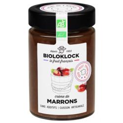 Crème de marron bio 420 g