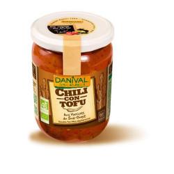 Chili con tofu bio 525 g Danival